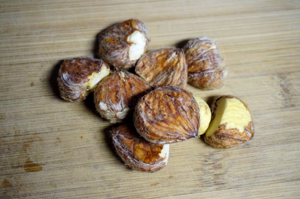 Chestnut Rice