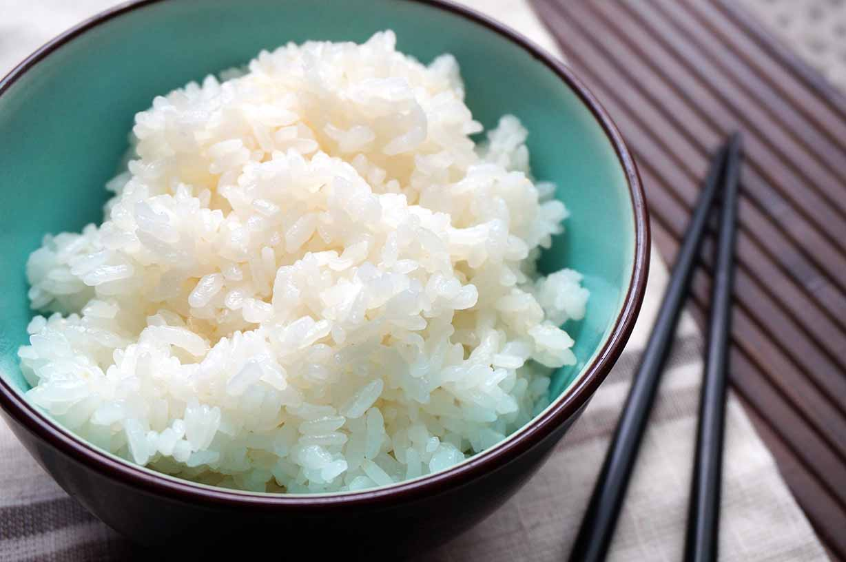 Basic White Rice | Japanese Cooking Recipes, Ingredients