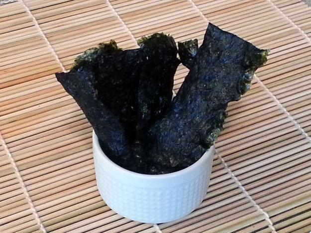Nori Chips