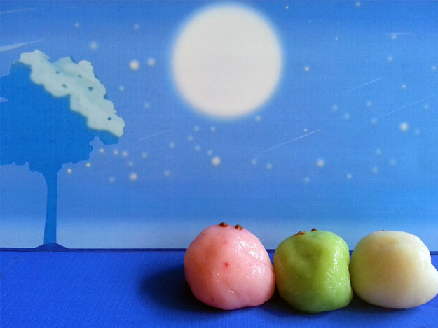 Clannad S Dango Family Recipe Japanese Cooking Recipes