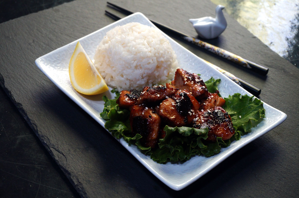 Classic chicken teriyaki japanese cooking recipes ingredients classic chicken teriyaki forumfinder Images