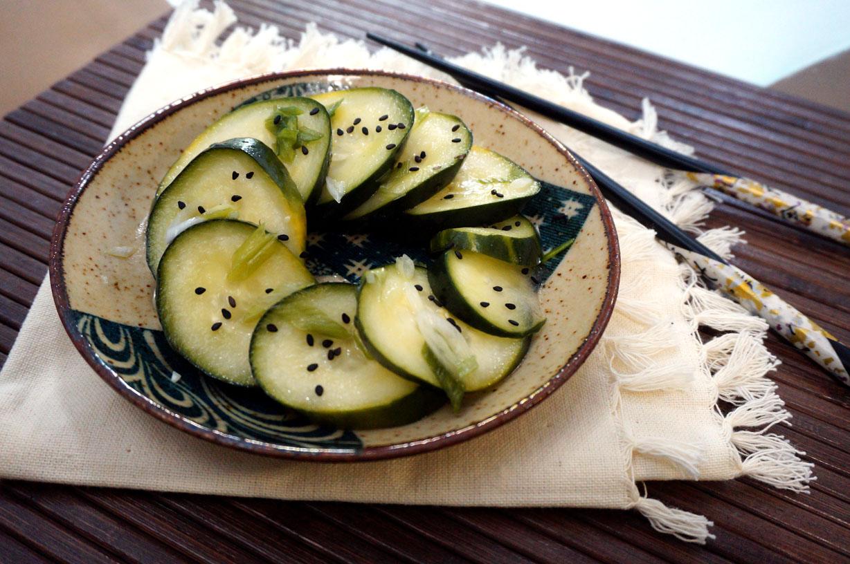 Cucumber Suzuke