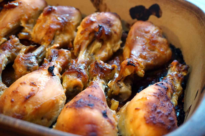 Baked Shio Koji Chicken